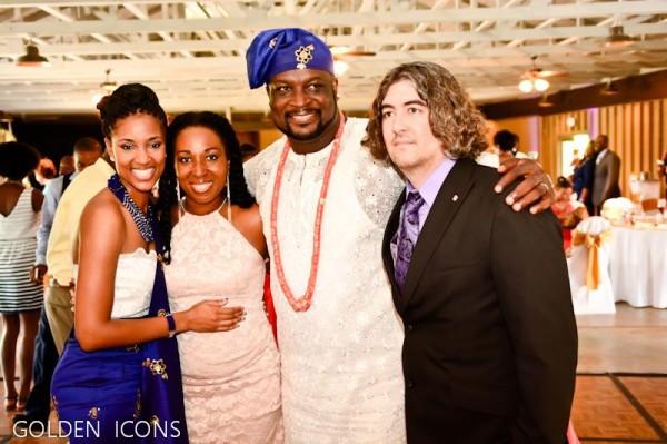 Nollywood Robert Peters weds Deborah Smalling Loveweddingsng16