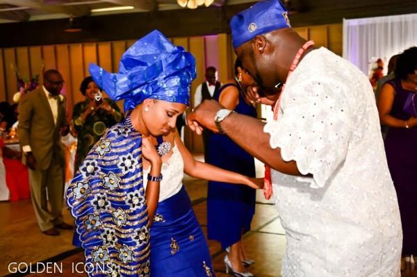 Nollywood Robert Peters weds Deborah Smalling Loveweddingsng8