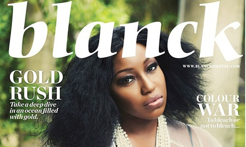 Rita Dominic Blanck Magazine Loveweddingsng feat
