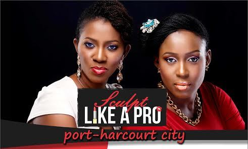 """Sculpt Like A Pro"" with Makeup Artists – Love Olaleye & Adekunbi Fashakin"