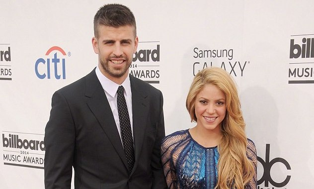 Shakira and Gerard Pique Baby Loveweddingsng feat