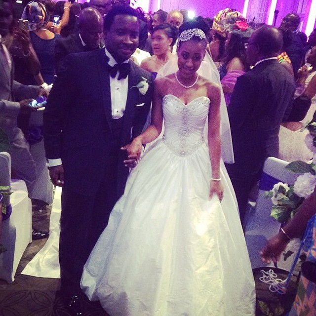 Sonnie Badu weds Anne-Marie Loveweddingsng feat