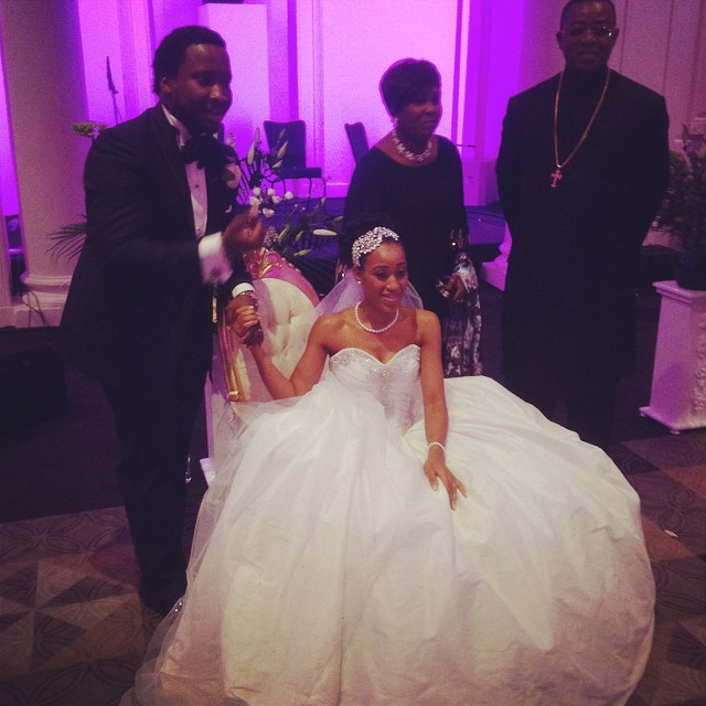 Sonnie Badu weds Anne-Marie Loveweddingsng4