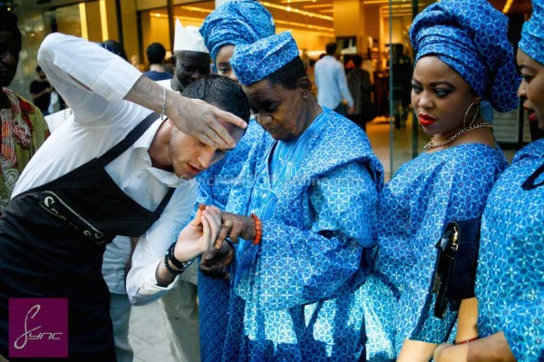 Alaafin of Oyo and Four Wives in London Loveweddingsng6