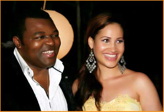 Caroline Danjuma welcomes Baby Girl!