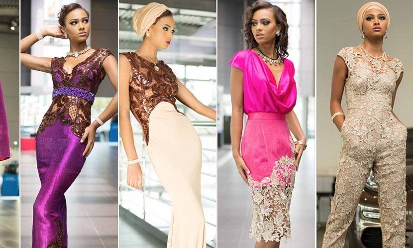"Ejiro Amos Tafiri's 2015 Luxury Resort Collection – ""The Madame"""