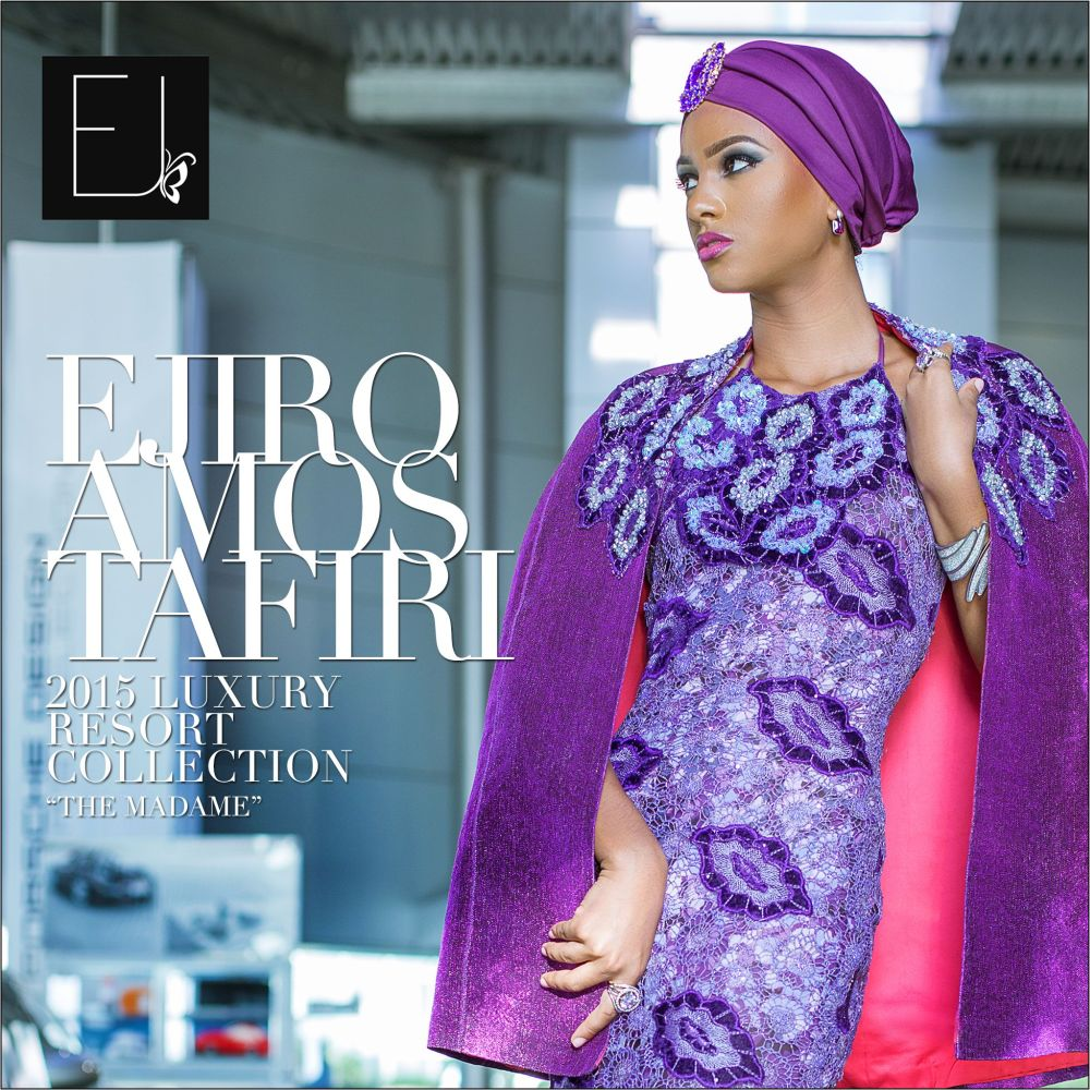 Ejiro Amos Tafiri - The Madame Collection Lookbook Loveweddingsng1