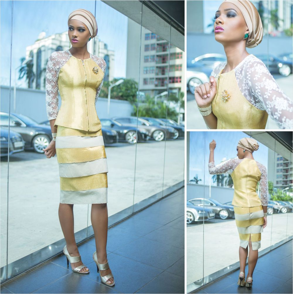 Ejiro Amos Tafiri - The Madame Collection Lookbook Loveweddingsng3