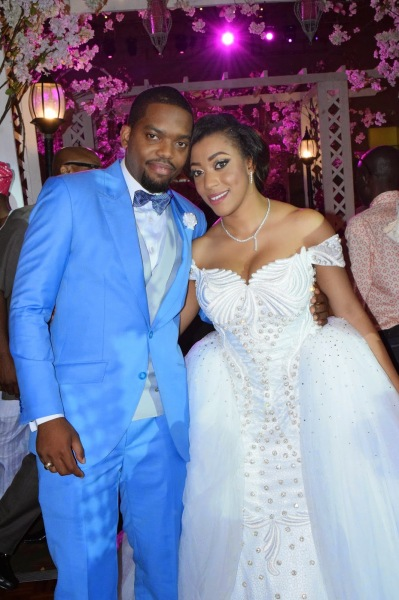 Koko Ita Giwa and Chimaobi Loveweddingsng