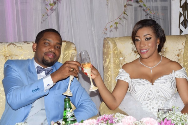 Koko Ita Giwa and Chimaobi Loveweddingsng1