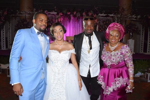 Koko Ita Giwa and Chimaobi Loveweddingsng3