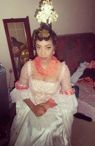 Koko Ita Giwa weds Chimaobi Loveweddingsng Traditional Wedding1