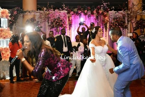 Koko Ita Giwa weds Chimaobi Loveweddingsng - White Wedding13