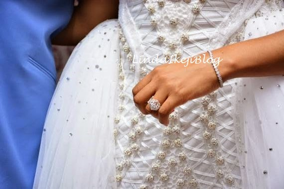 Koko Ita Giwa weds Chimaobi Loveweddingsng - White Wedding5