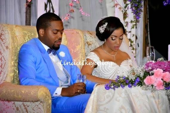 Koko Ita Giwa weds Chimaobi Loveweddingsng - White Wedding9