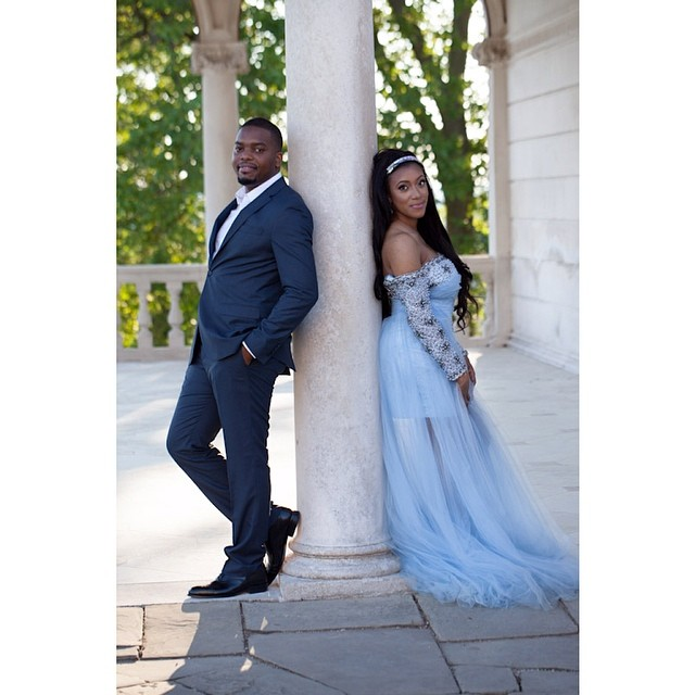 Koko Ita Giwa weds Chimaobi Pre Wedding Shoot Loveweddingsng