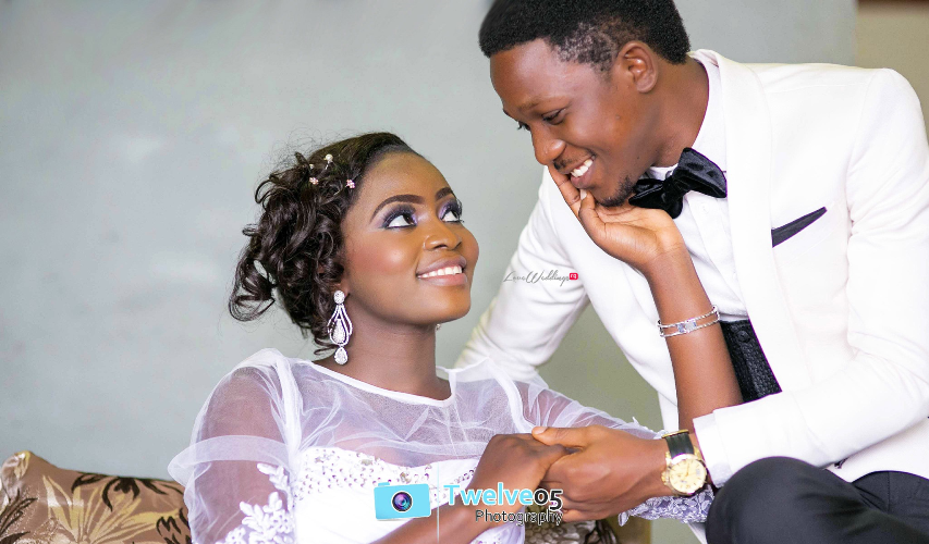 Loveweddingsng White Wedding Juremy21