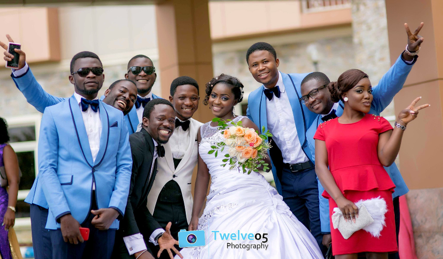 Loveweddingsng White Wedding Juremy33
