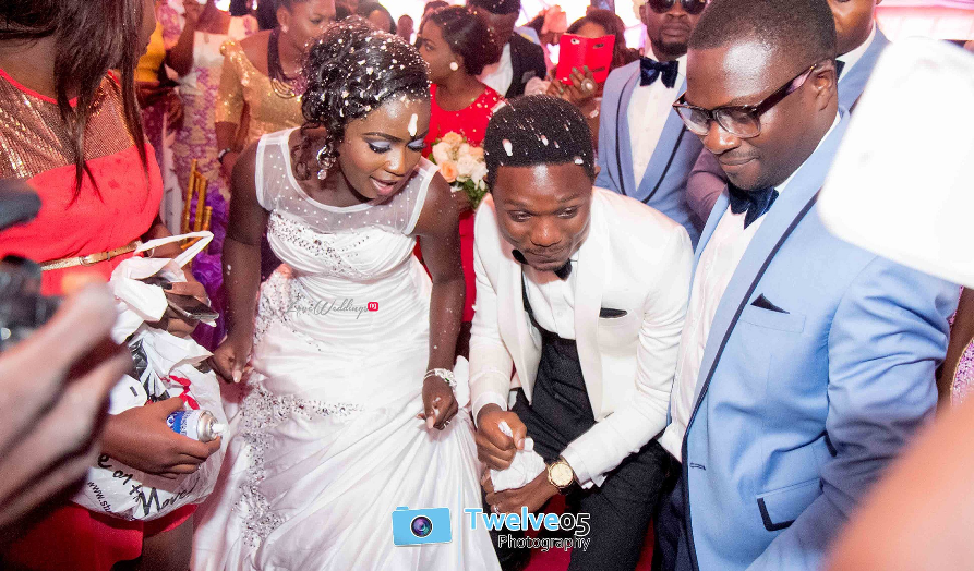 Loveweddingsng White Wedding Juremy56