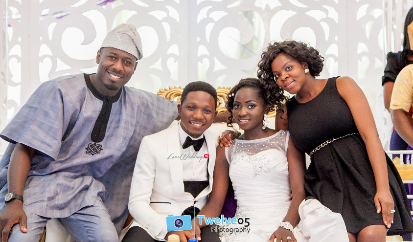 Loveweddingsng White Wedding Juremy59