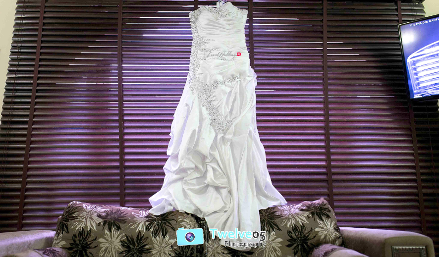 Loveweddingsng White Wedding Juremy9