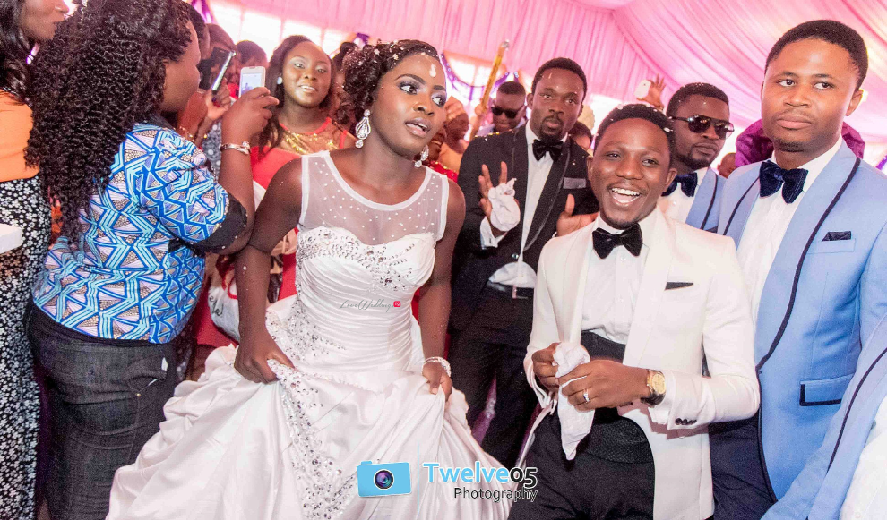 Loveweddingsng White Wedding Juremy99