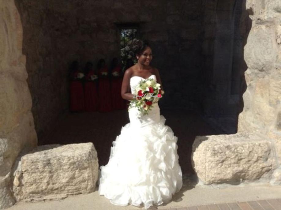 Loveweddingsng White Wedding Yinka and Alozie12