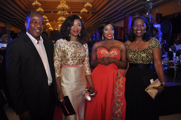 Mo Abudu's 50th: Styles We Love
