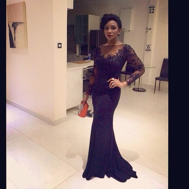 Mo Abudu at 50 - Genevieve Nnaji2