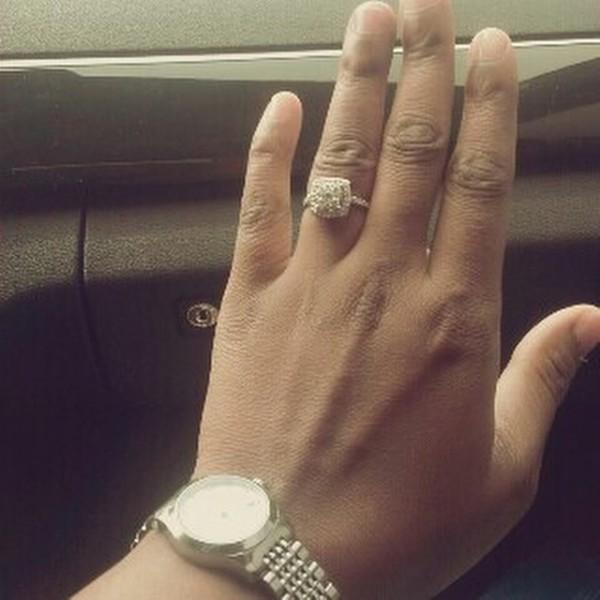 Omawumi Engaged Loveweddingsng