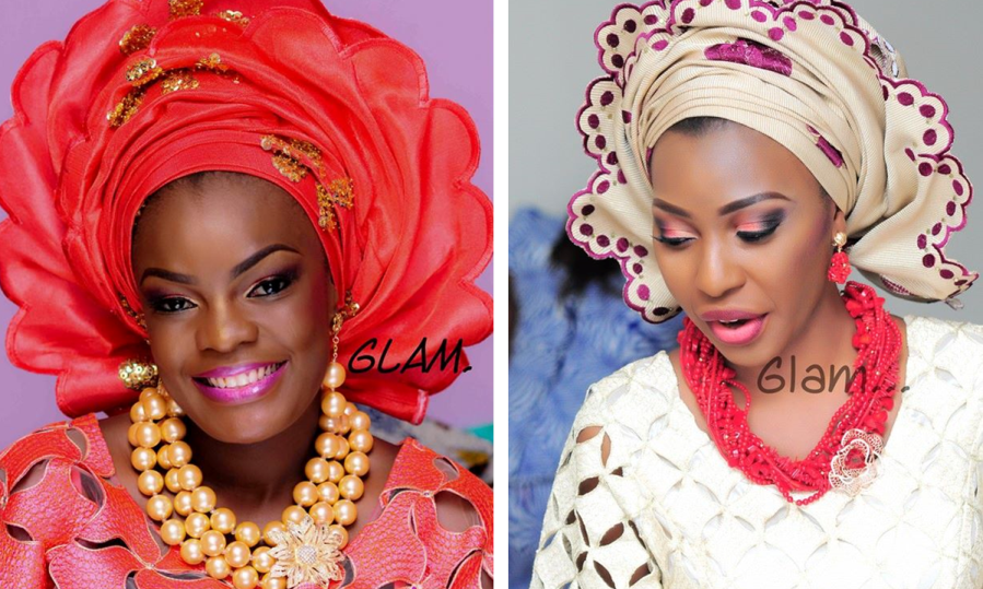 Traditional Bridal Looks by Simi of GlamTouch Makeovers