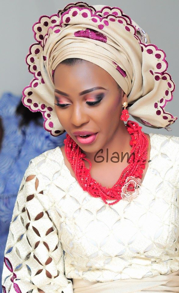 Simi Kesh Glam Touch Makeovers Loveweddingsng - Folake2
