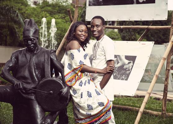 Tolu Ogunlesi weds Kemi Agboola Loveweddingsng5