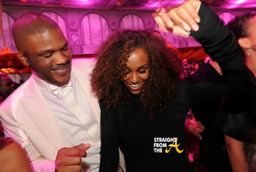 Tyler Perry expecting first child with girlfriend – Gelila Bekele