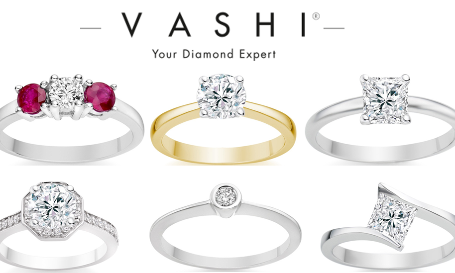 Top 6 Engagement Rings For Every Budget – Vashi