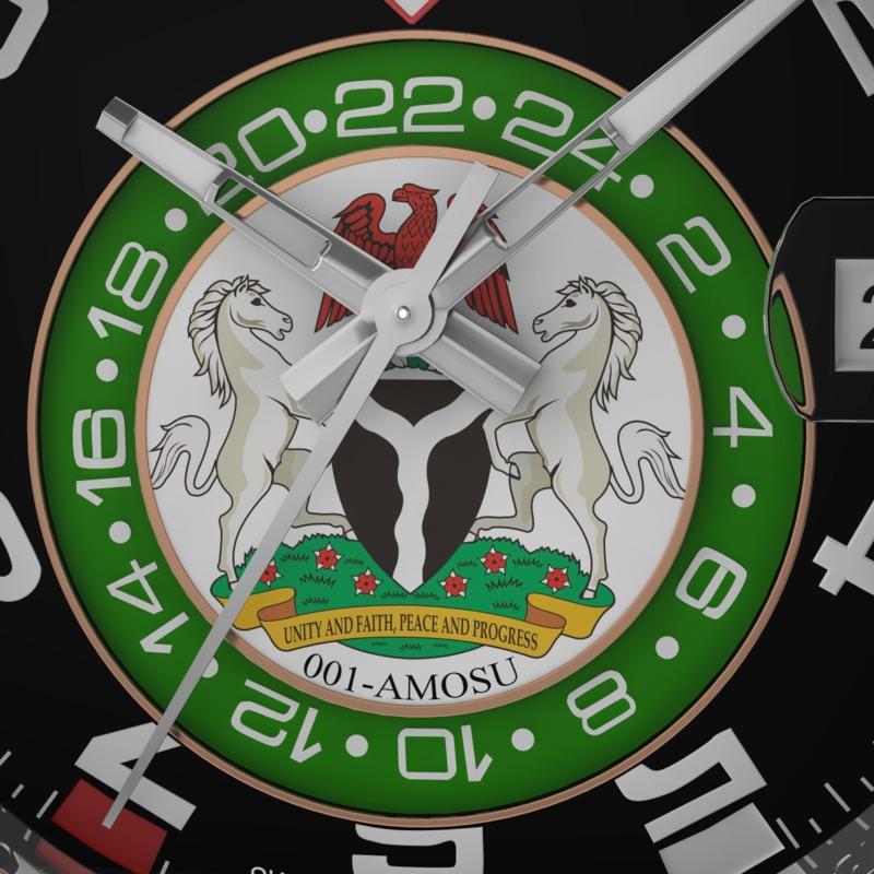 Amosu Rolex Nigerian Sky Dweller 54 Loveweddingsng3