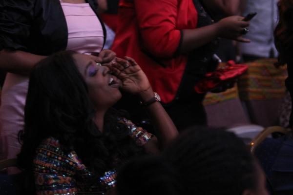Annie Idibia Supports Husband – Tuface in Ghana