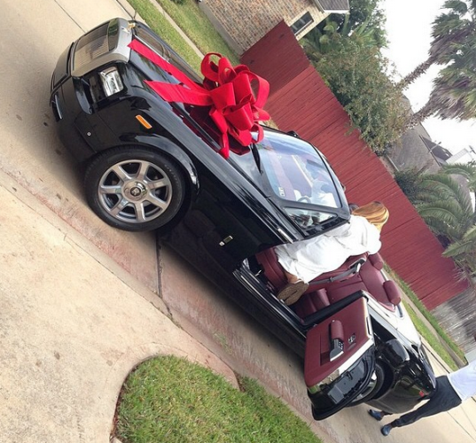 Ayiri Emami Wife Rolls Royce Loveweddingsng2