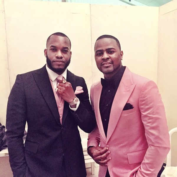 Genevieve Pink Ball 2014 - Lynxxx and DJ Xclusive