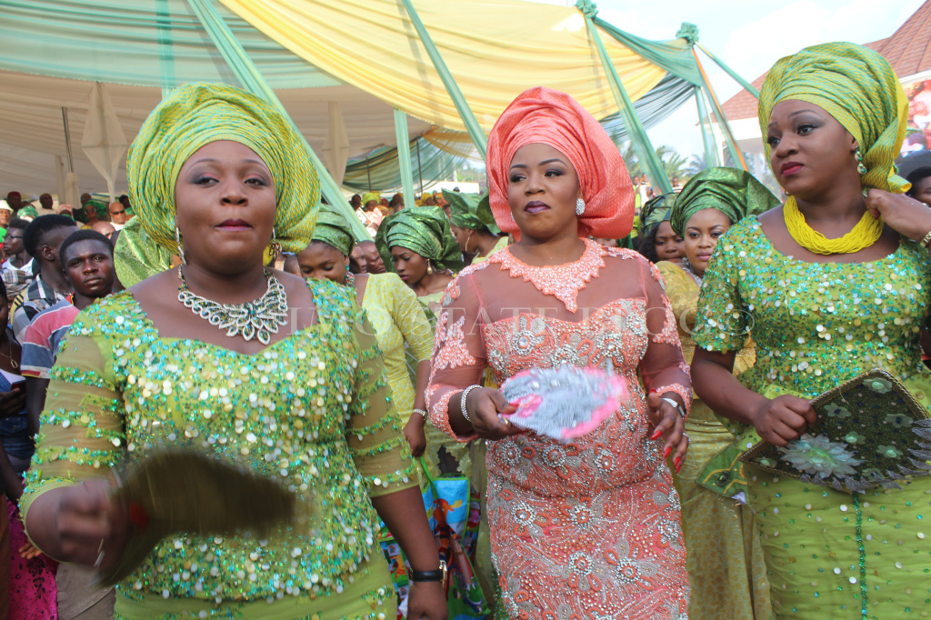 Governor Rochas Okorochas Daughter Uju weds Uzoma Anwuka Loveweddingsng10
