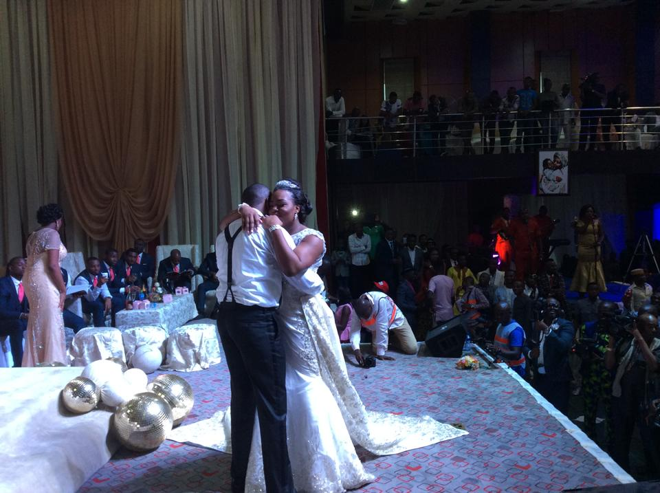 Governor Rochas Okorochas Daughter Uju weds Uzoma Anwuka Loveweddingsng18