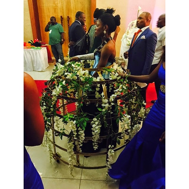 Joke and Azeez Ogedengbe Loveweddingsng12