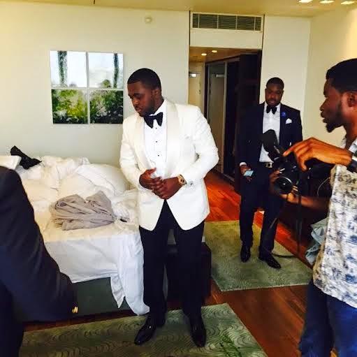 Joke and Azeez Ogedengbe Loveweddingsng17