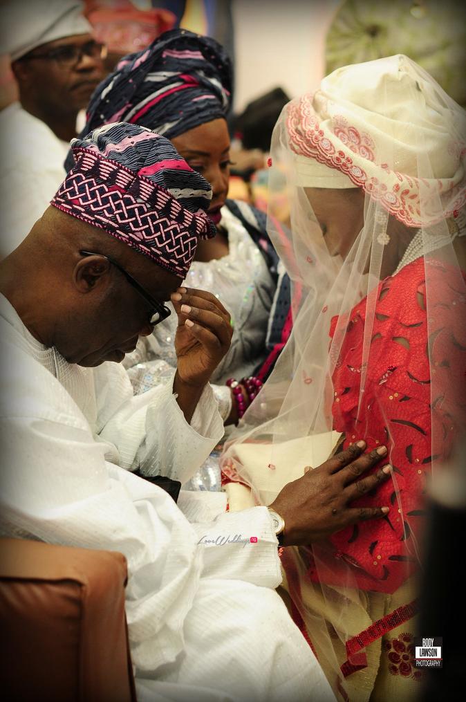 Loveweddingsng Nigerian Traditional Wedding - Motilayo and Banji131