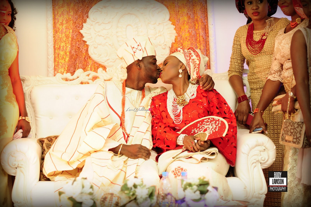 Loveweddingsng Nigerian Traditional Wedding - Motilayo and Banji146