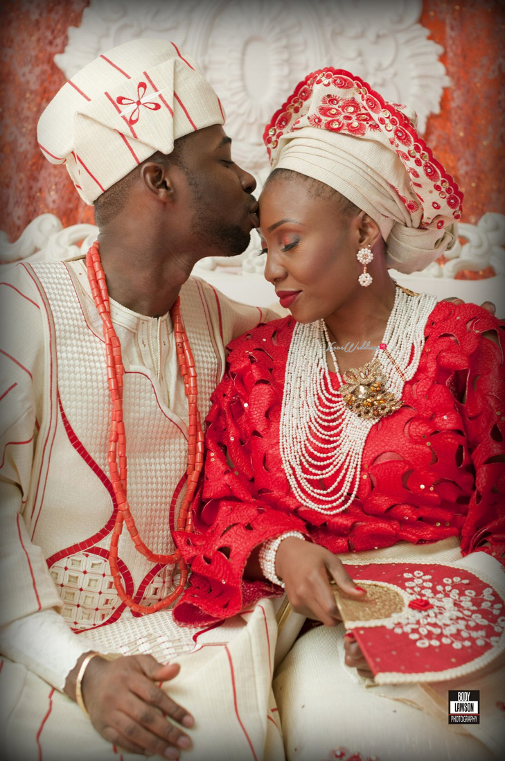 Loveweddingsng Nigerian Traditional Wedding - Motilayo and Banji150