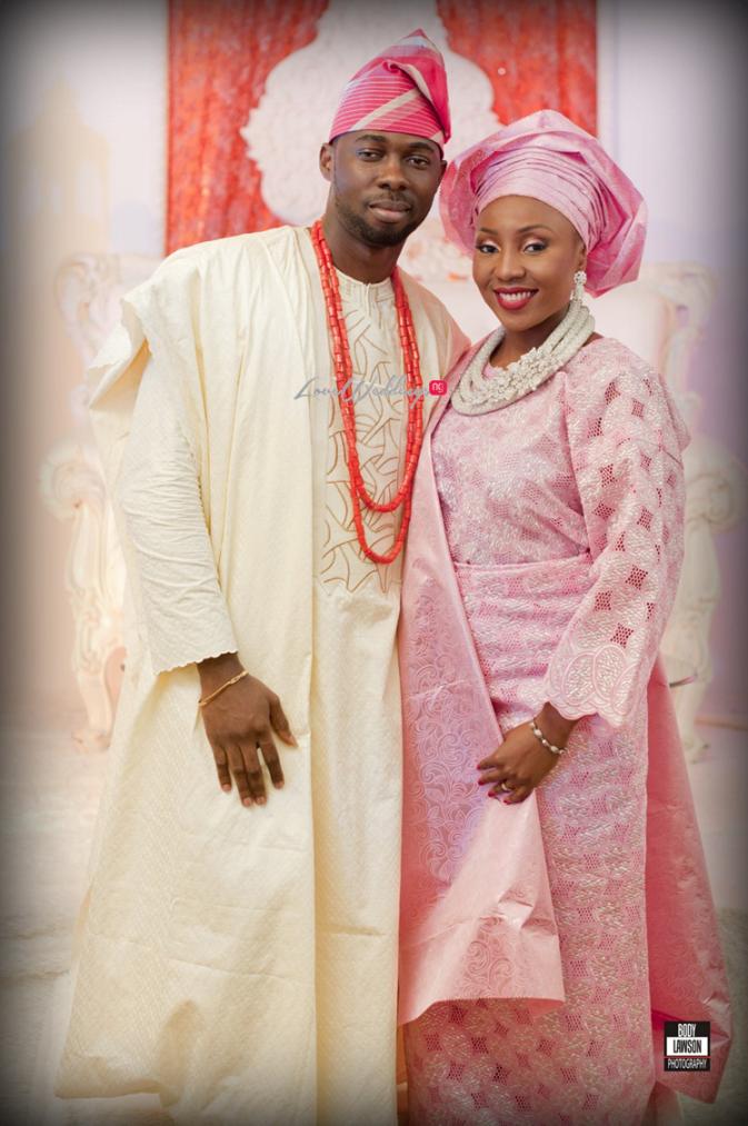 Loveweddingsng Nigerian Traditional Wedding - Motilayo and Banji174