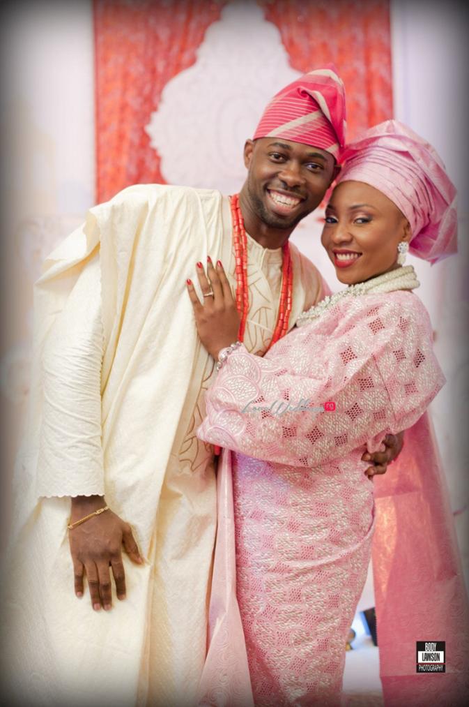 Loveweddingsng Nigerian Traditional Wedding - Motilayo and Banji178