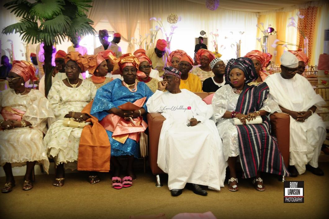 Loveweddingsng Nigerian Traditional Wedding - Motilayo and Banji20