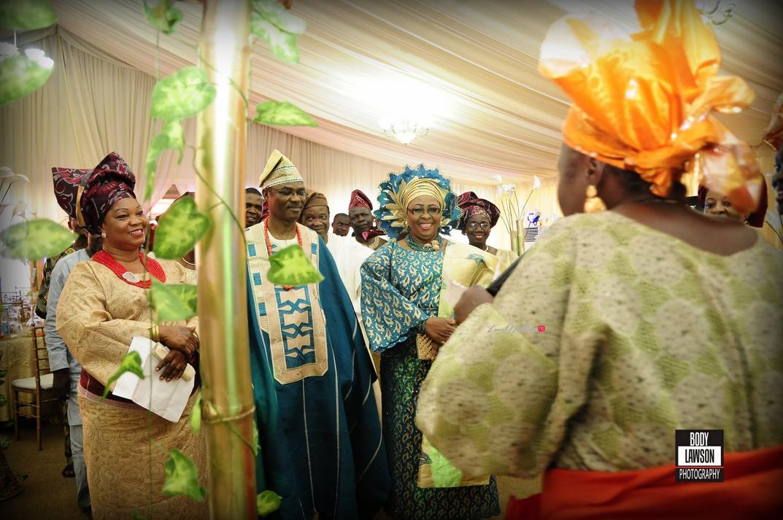 Loveweddingsng Nigerian Traditional Wedding - Motilayo and Banji22